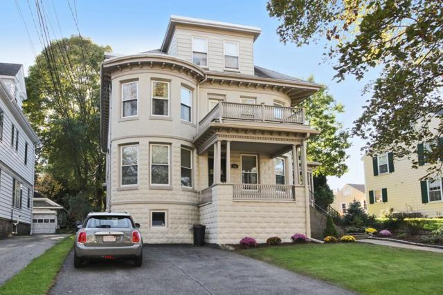 52 Arlington St #52, Newton, MA 02458 (MLS #72294864) :: Westcott Properties