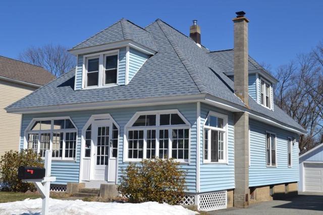 43 Barrison St, Springfield, MA 01109 (MLS #72294893) :: Westcott Properties