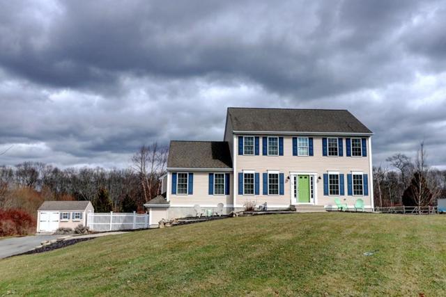 22 Spinnaker Way, Westport, MA 02790 (MLS #72295179) :: Cobblestone Realty LLC