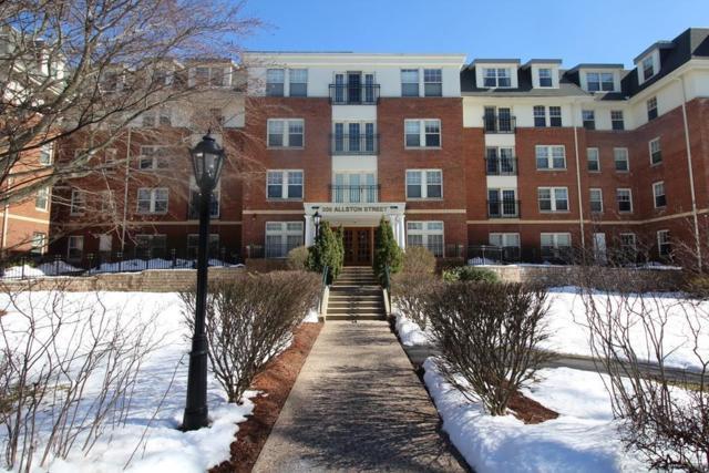 300 Allston St #116, Boston, MA 02135 (MLS #72295262) :: Charlesgate Realty Group