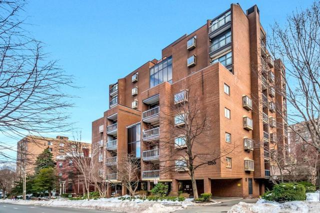 1265 Beacon #306, Brookline, MA 02446 (MLS #72295383) :: Goodrich Residential