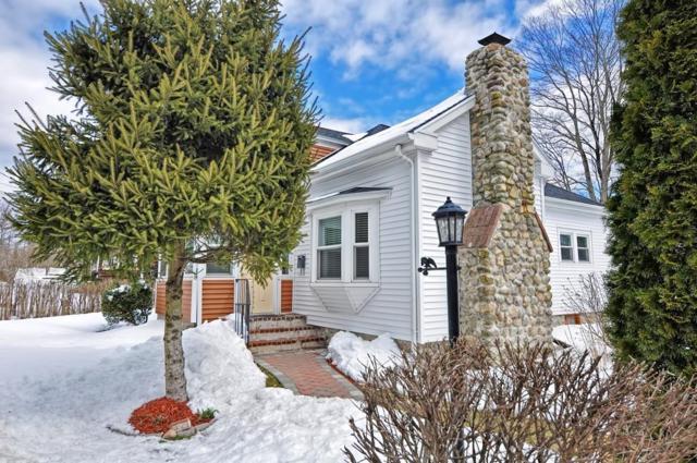 142 South Main Street, Sharon, MA 02067 (MLS #72295455) :: ALANTE Real Estate
