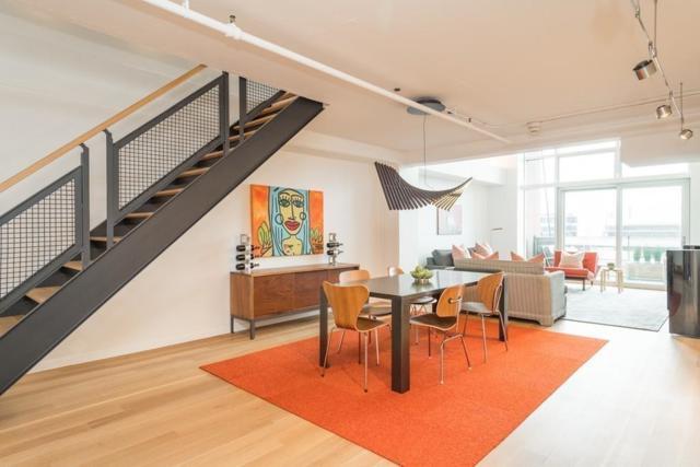 25 Channel Center Street #403, Boston, MA 02210 (MLS #72295517) :: Westcott Properties