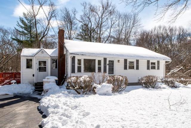 8 Lyndon Road, Sharon, MA 02067 (MLS #72295518) :: ALANTE Real Estate