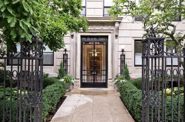 100 Beacon Street 2A, Boston, MA 02116 (MLS #72295603) :: The Gillach Group