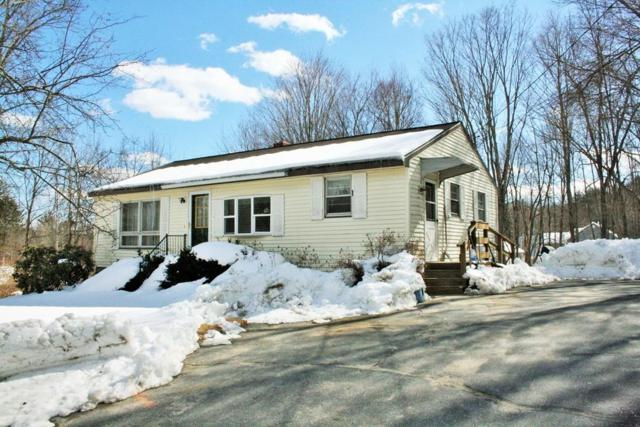 2 Sunset Dr, Sterling, MA 01564 (MLS #72295678) :: The Gillach Group