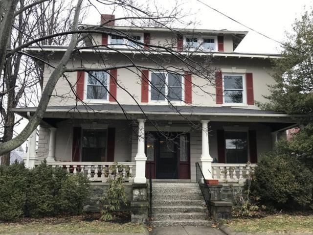 11 Columbia St #11, Brookline, MA 02446 (MLS #72295698) :: Westcott Properties