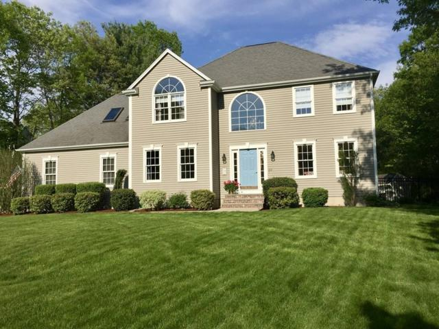 23 Old North Trail, Mansfield, MA 02048 (MLS #72295759) :: ALANTE Real Estate