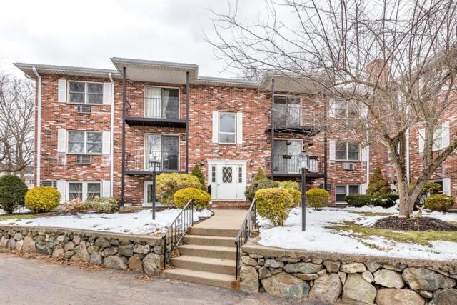 19 Pine St K, Canton, MA 02021 (MLS #72295774) :: ALANTE Real Estate