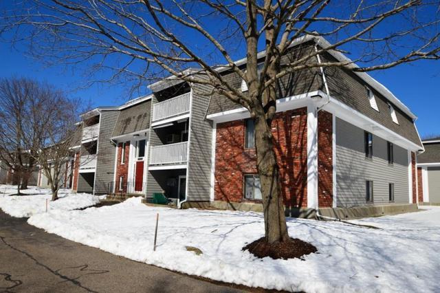 220 Bedford Street 12D, Bridgewater, MA 02324 (MLS #72295850) :: ALANTE Real Estate