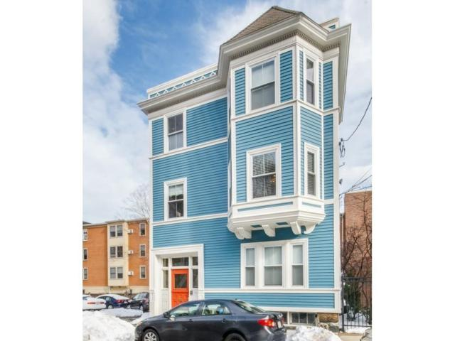 26 Danforth St #2, Boston, MA 02130 (MLS #72295860) :: Cobblestone Realty LLC