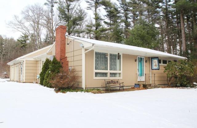 108 Cherry St, Bridgewater, MA 02324 (MLS #72295874) :: ALANTE Real Estate