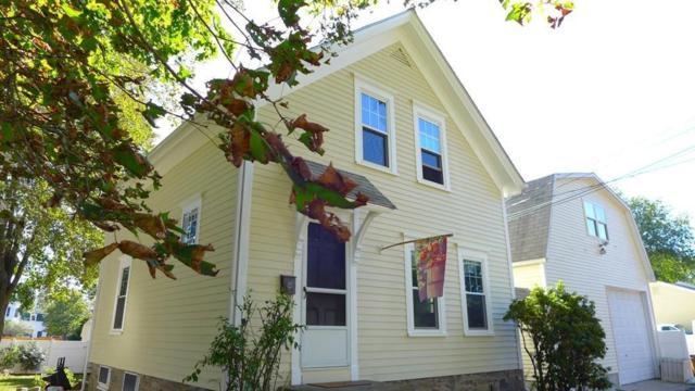 85 Court, Mansfield, MA 02048 (MLS #72295957) :: ALANTE Real Estate