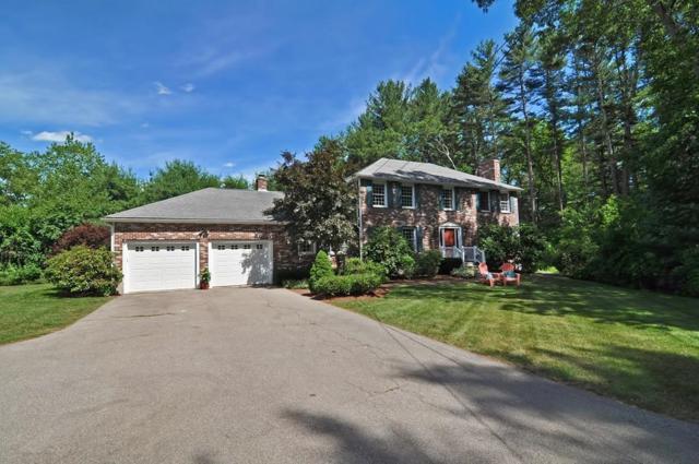 126 Mill St, Foxboro, MA 02035 (MLS #72295974) :: ALANTE Real Estate