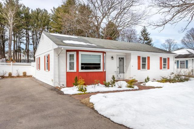14 Old Randolph Street, Canton, MA 02021 (MLS #72295992) :: ALANTE Real Estate
