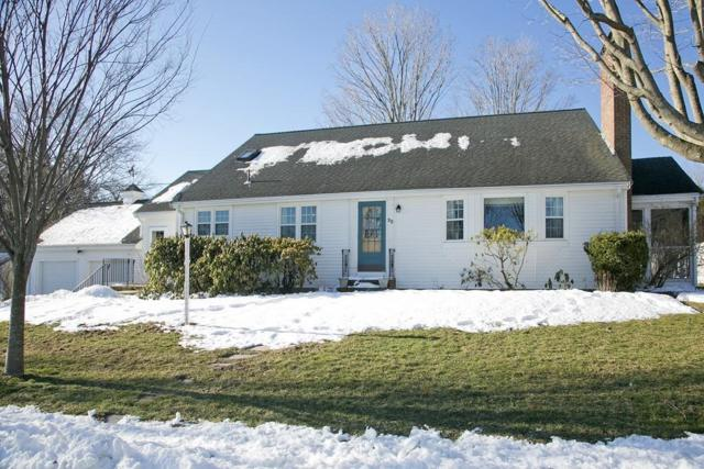22 Summit Drive, Hingham, MA 02043 (MLS #72296143) :: ALANTE Real Estate