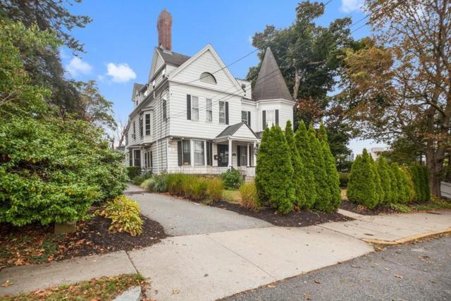 184 Washington Street, Newton, MA 02458 (MLS #72296190) :: Westcott Properties
