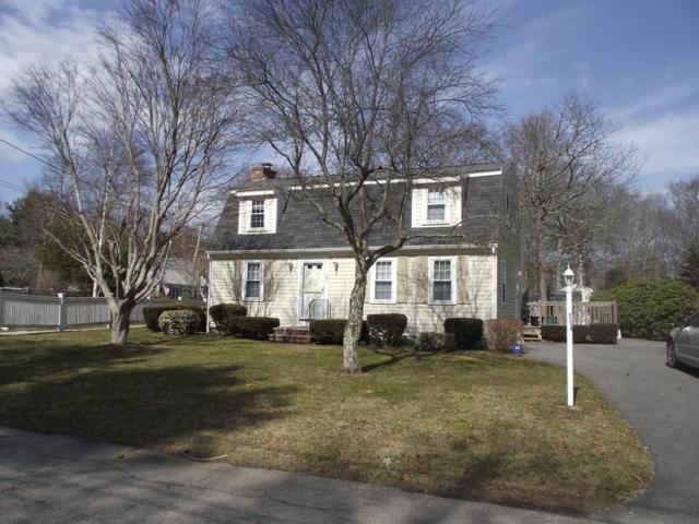 40 Mattapan Street, Falmouth, MA 02536 (MLS #72296357) :: ALANTE Real Estate