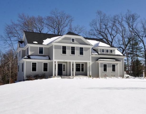 291 Monsen Road, Concord, MA 01742 (MLS #72296369) :: Westcott Properties