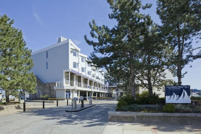 44 Constellation Wharf #44, Boston, MA 02129 (MLS #72296381) :: Westcott Properties