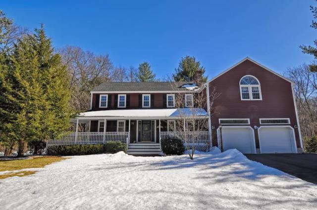 11 Windchime Dr, Mansfield, MA 02048 (MLS #72296428) :: ALANTE Real Estate