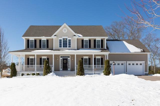 4 Pratt Dr., Norton, MA 02766 (MLS #72296508) :: ALANTE Real Estate
