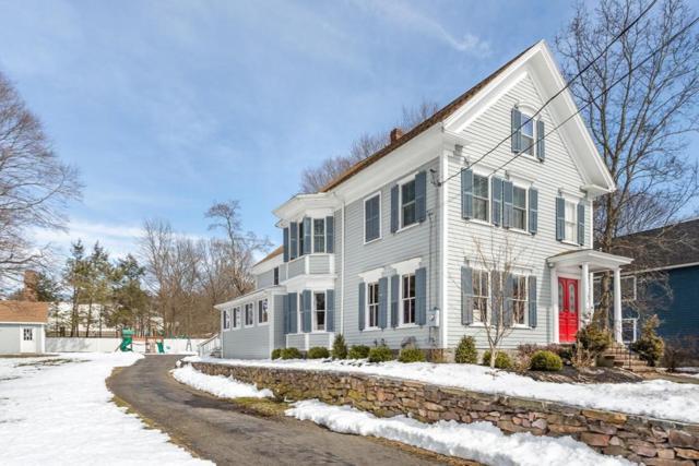 293 Sherman Street, Canton, MA 02021 (MLS #72296671) :: ALANTE Real Estate