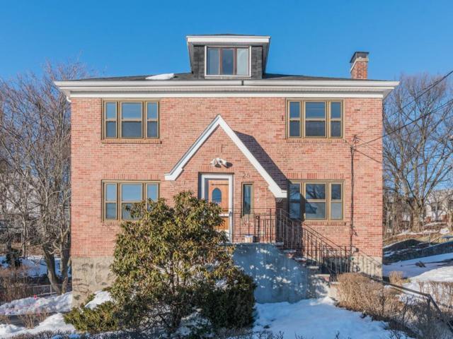 25 Wiltshire Rd, Boston, MA 02135 (MLS #72296689) :: Westcott Properties