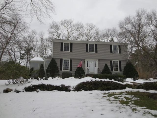 19 Old Powder House Rd, Lakeville, MA 02347 (MLS #72296708) :: ALANTE Real Estate