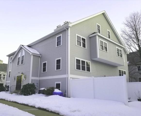 27 Harrison St. E, Boston, MA 02131 (MLS #72296724) :: Westcott Properties