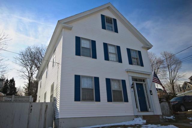 10 Robinson St, Plymouth, MA 02360 (MLS #72296784) :: ALANTE Real Estate