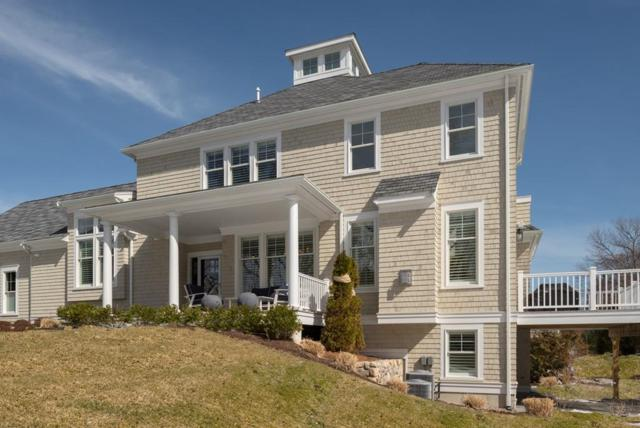14 Backriver Rd #14, Hingham, MA 02043 (MLS #72296923) :: ALANTE Real Estate
