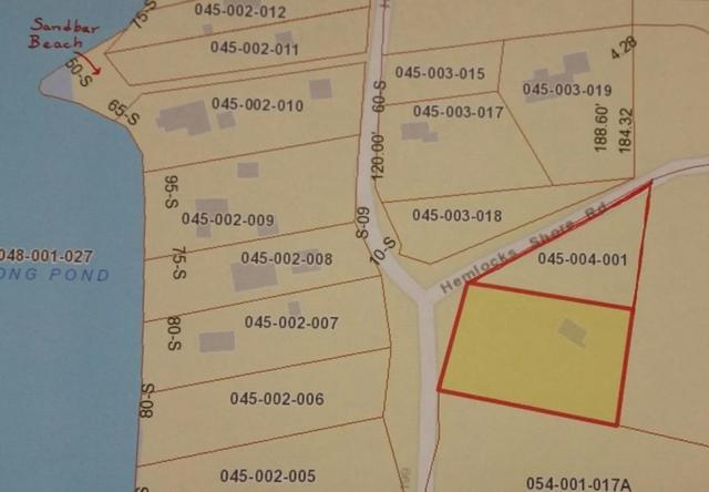 142 Hemlock Shore Road, Lakeville, MA 02347 (MLS #72296933) :: ALANTE Real Estate