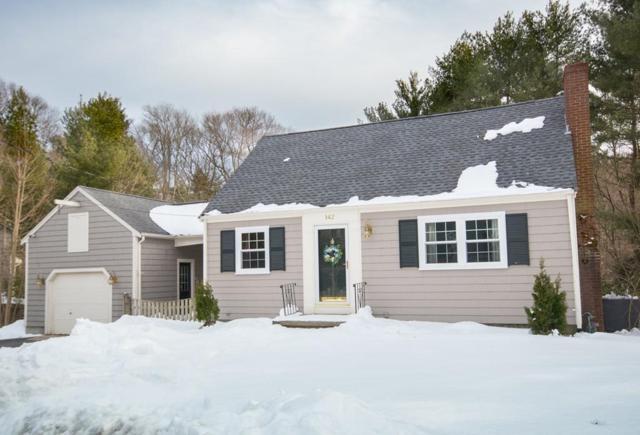 142 Grove Street, Norwell, MA 02061 (MLS #72297238) :: ALANTE Real Estate