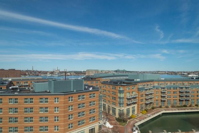357 Commercial St #815, Boston, MA 02109 (MLS #72297240) :: Westcott Properties