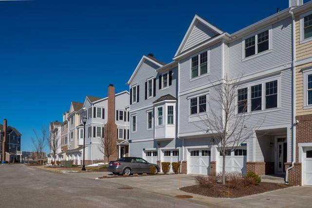 109 Halsted Drive #109, Hingham, MA 02043 (MLS #72297341) :: ALANTE Real Estate