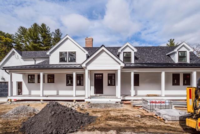 271 Peakham Road, Sudbury, MA 01776 (MLS #72297357) :: ALANTE Real Estate