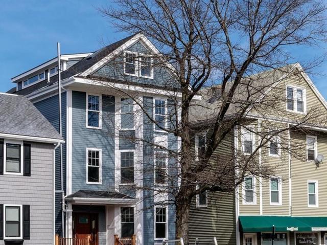 809 Boylston St #2, Brookline, MA 02467 (MLS #72297378) :: ALANTE Real Estate