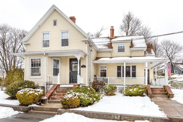 25 Endicott St, Canton, MA 02021 (MLS #72297448) :: ALANTE Real Estate