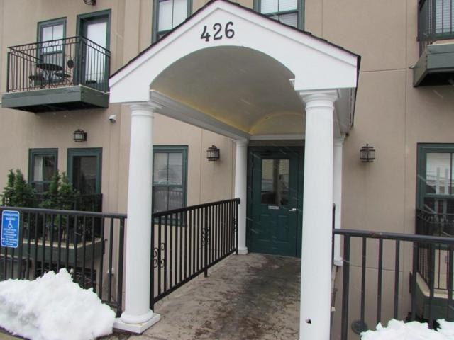 426 Mount Hope Street #306, North Attleboro, MA 02760 (MLS #72297451) :: Anytime Realty