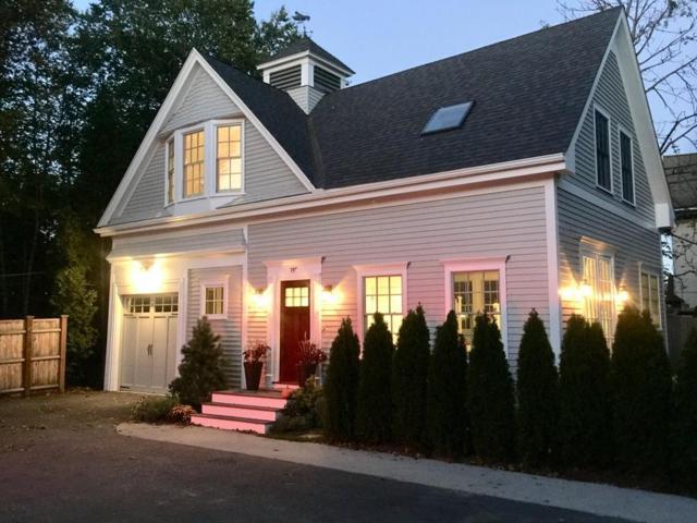 195-197 Babcock St #3, Brookline, MA 02446 (MLS #72297462) :: Westcott Properties