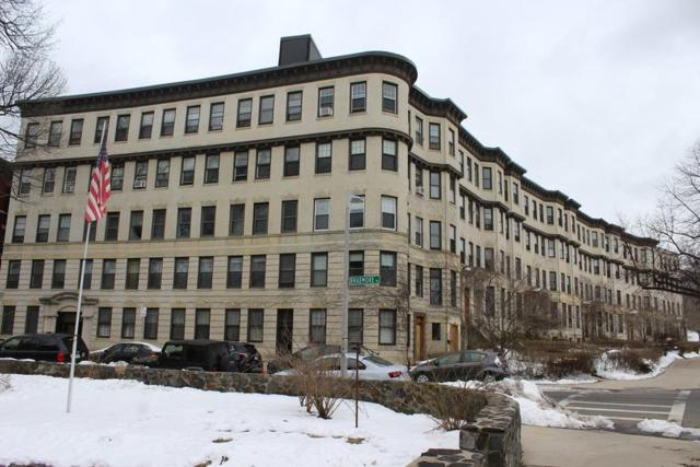 5 Braemore Rd #19, Boston, MA 02135 (MLS #72297560) :: Westcott Properties