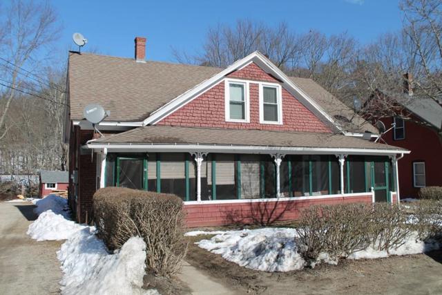 14 Buckley Hill Road, Thompson, CT 06255 (MLS #72297561) :: ALANTE Real Estate