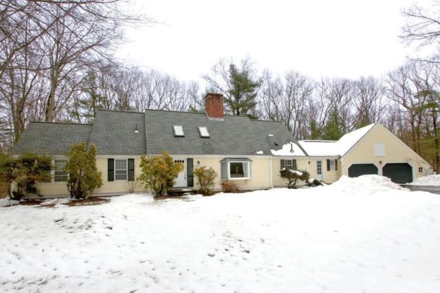88 Highland Circle, Wayland, MA 01778 (MLS #72297611) :: ALANTE Real Estate