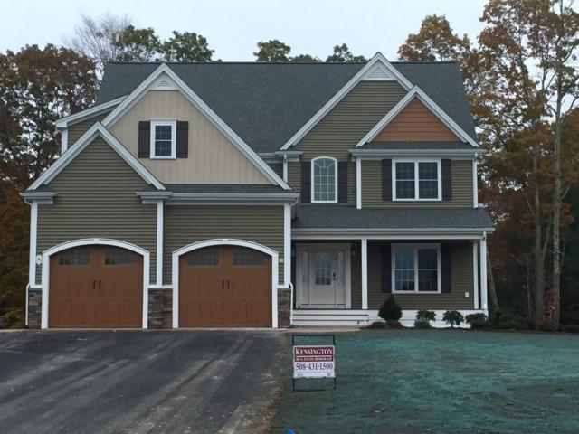36 Pass Farm L306, Attleboro, MA 02703 (MLS #72297626) :: ALANTE Real Estate