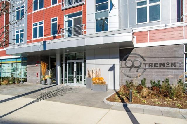 99 Tremont Street #118, Boston, MA 02135 (MLS #72297707) :: Westcott Properties
