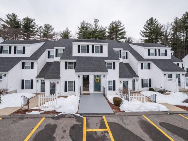 133 Berrington Rd #133, Leominster, MA 01453 (MLS #72297818) :: Anytime Realty