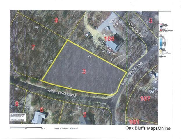 3 Pitch Pine, Oak Bluffs, MA 02557 (MLS #72298301) :: Local Property Shop