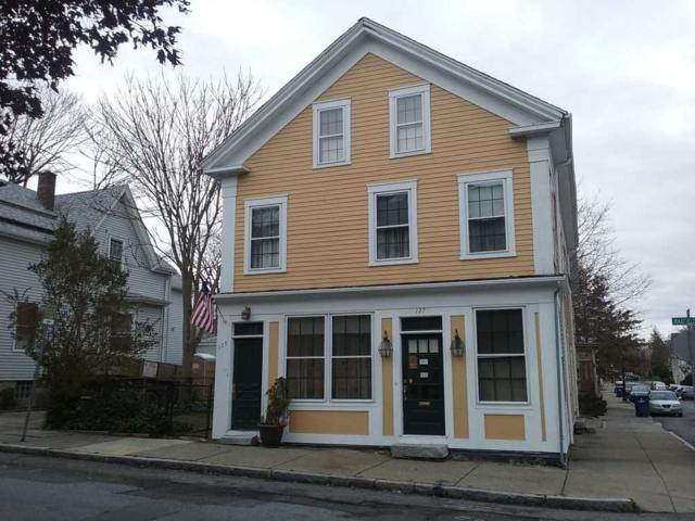 127 Maxfield St, New Bedford, MA 02740 (MLS #72298910) :: Westcott Properties