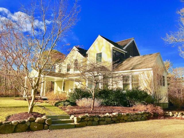 20 Bayes Hill Road, Oak Bluffs, MA 02557 (MLS #72299003) :: Local Property Shop